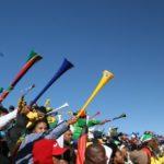 La banda sonora del Mundial: la vuvuzela