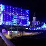 Linz, brillo de acero y estrellas