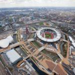 Soportar la seguridad en el Londres Olímpico