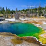 Visita los Parques Nacionales De los Estados Unidos