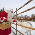 Navidades en Laponia, el hogar de Papá Noel está en Finlandia