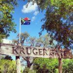 El Parque Nacional Kruger, Sudáfrica