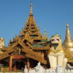 Tres de los templos más espectaculares de Myanmar