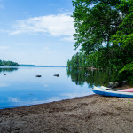 Tampere, entre los lagos de Finlandia