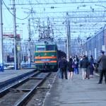 El Transiberiano desde San Petersburgo…