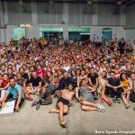 One, two, three: Swim Out Costa Brava